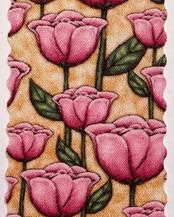 Tulpen auf beige