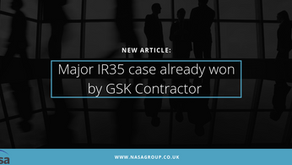 Major IR35 case already won by GSK Contractor