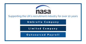 NASA enters Recruitment International's Supplier Awards 2017