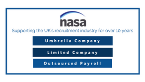 NASA enters Recruitment International's Supplier Awards 2017