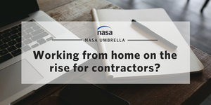 Working from home on the rise for contractors