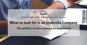 What to look for in an Umbrella Company