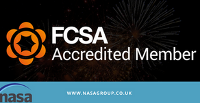 NASA Group passes FCSA accreditation with flying colours