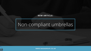 How to spot a non-compliant umbrella company