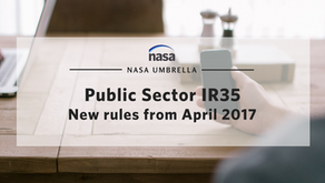Public Sector IR35 – the new rules from April 2017