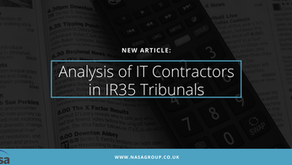 HMRC applied the wrong IR35 status in almost every IT Contractor tribunal