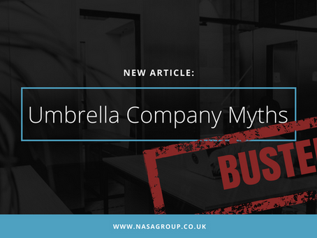 Umbrella Company Myths