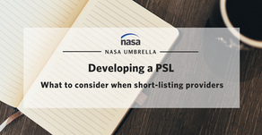 Developing a PSL