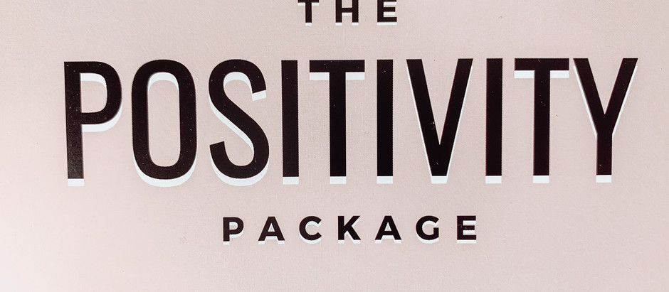 The Positivity Package: April 2020