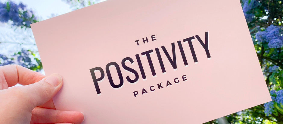 The Positivity Package: May 2020