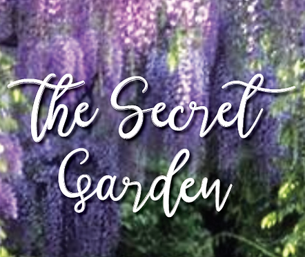 The Secret Garden Event Sponsor