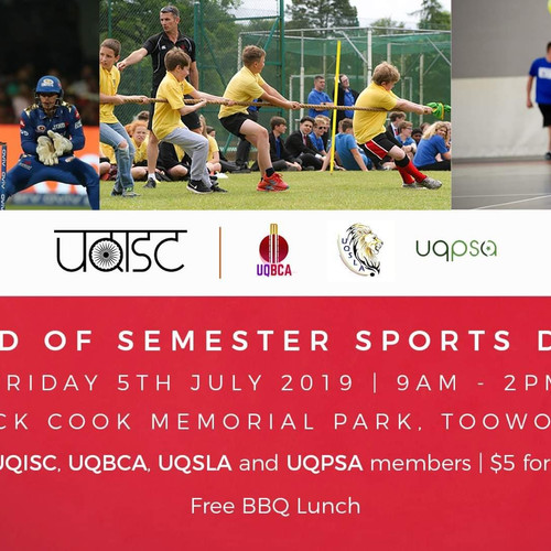 Events | UQ Indian Student Club