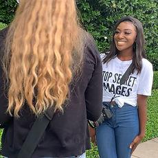 Mackenzie Clark Interviews with KERA