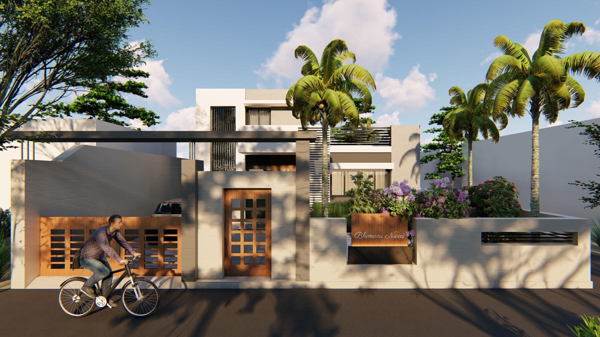 Bhimani Nivas House View