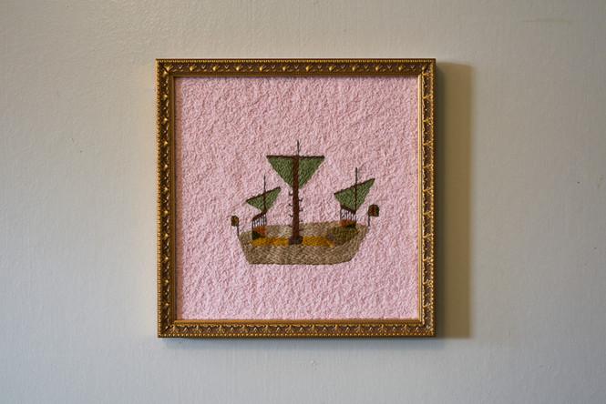 Sailingboat - Segelboot - Sailbåt