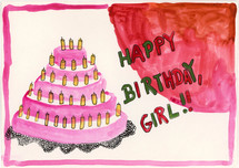 046-Happy birthday girl