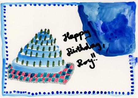 045-Happy birthday boy
