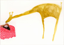 036-Giraff og vaffelkake