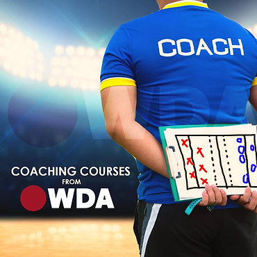 Dodgeball Coach Certification