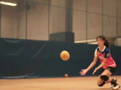 The official video for the Asian Dodgeball Championships 2019
