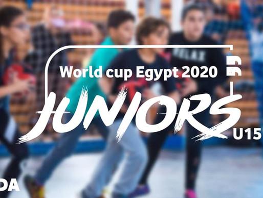 World Junior Finals U15 🦸🏻♂️🦸🏻♀️