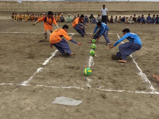 WDA start the Unite for dodgeball campaign