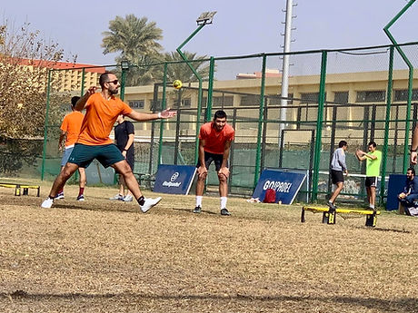 egypt spikeball league