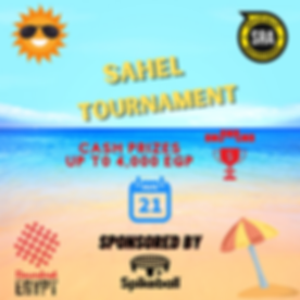 Sahel Spikeball Tournament Egypt