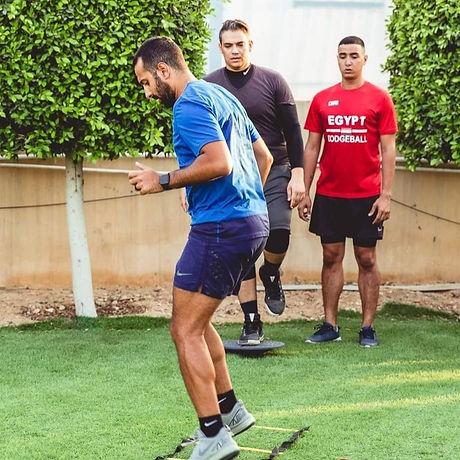 Hany Nabil - Sports Performance trainer