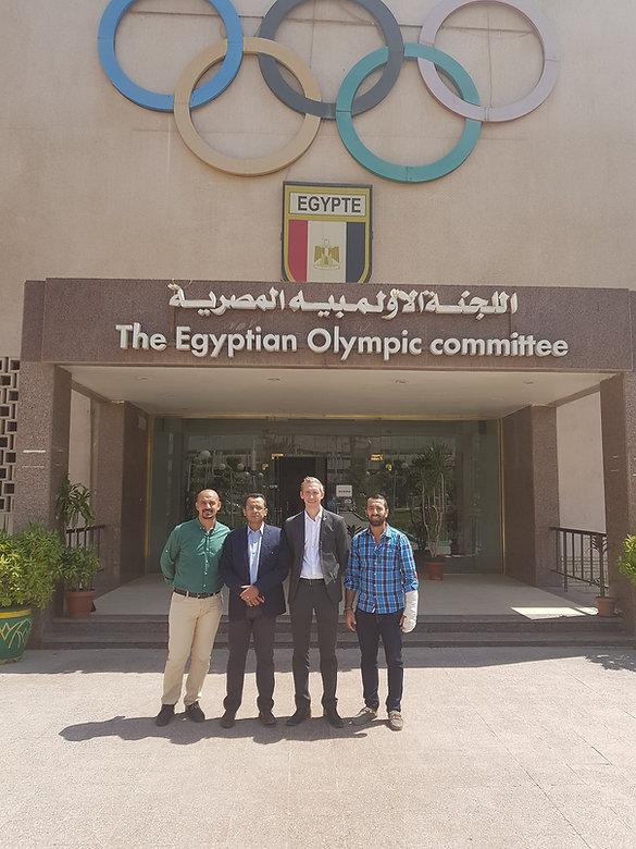 Egyptian Dodgeball Federation