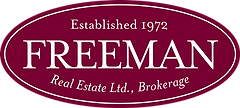 Freeman LOGO no background smaller image