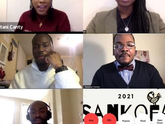 "Sankofa Speaker Series: ""The Work We Do"""