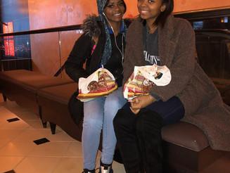 #ThankfulThursday: Domonae & Carly