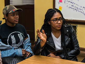 Mentorship Wins in North Philly