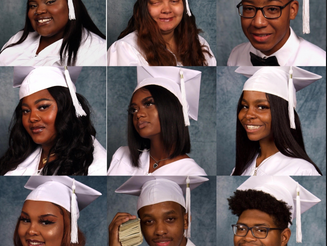 Twelve DonCARES Mentees Graduate from The U School