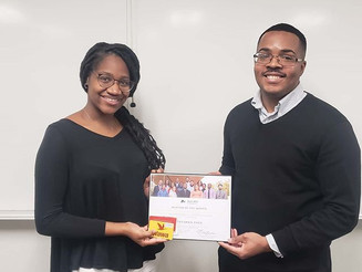 Mentor of the Month- Nayanka Paul