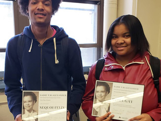 Sadie T.M. Alexander Social Justice Essay Contest Winners