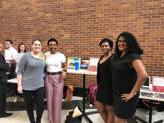 Temple students study DonCARES impact in North Philadelphia and present findings at research showcas