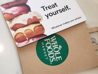 DonCARES Gives Away Over Seven-Hundred Dollars Worth of Whole Foods Gift Cards to Philadelphians in
