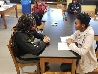 Interview Workshop with The Temple Owlettes