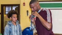 Mentorship program introduces high school students of color to their college student contemporaries
