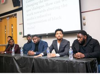 Second Annual Temple Black Men's Forum