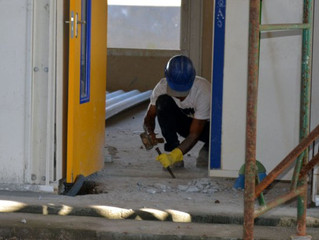 Obras do Proinfância são reiniciadas em Guaíba