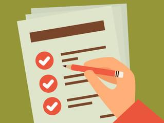 Municípios têm até o dia 17 de abril para responder questionário