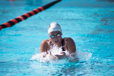Women's Swimming