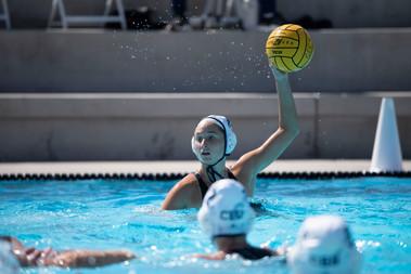 Women's Water Polo - CBU