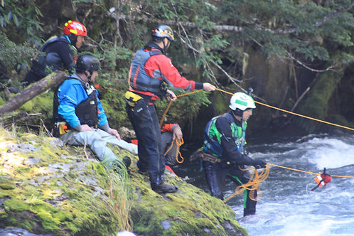Swiftwater Rescue Level 3