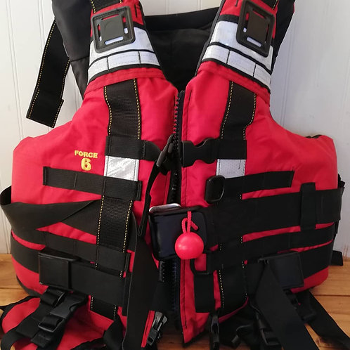 Force 6 Rescue Tech PFD