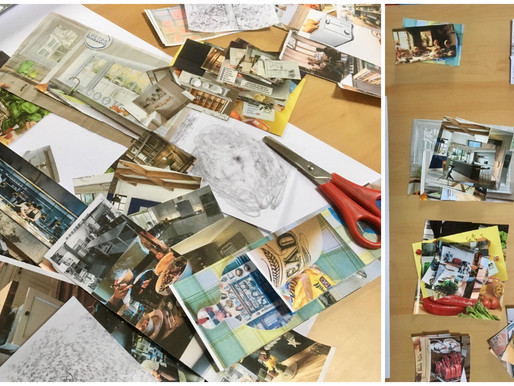 Exercise 2.3 / 2.4: Turning words into Pictures & Making a Moodboard