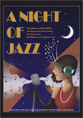 A Night of Jazz poster